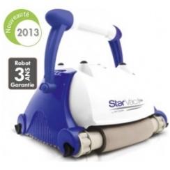 Baseino valymo robotas STAR VAC II NG