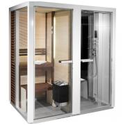 Garinė pirtis / Sauna Impression Sauna Twin