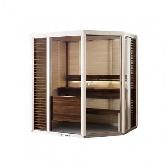 tylo sauna impression impression sauna surenkamos tylo. Black Bedroom Furniture Sets. Home Design Ideas